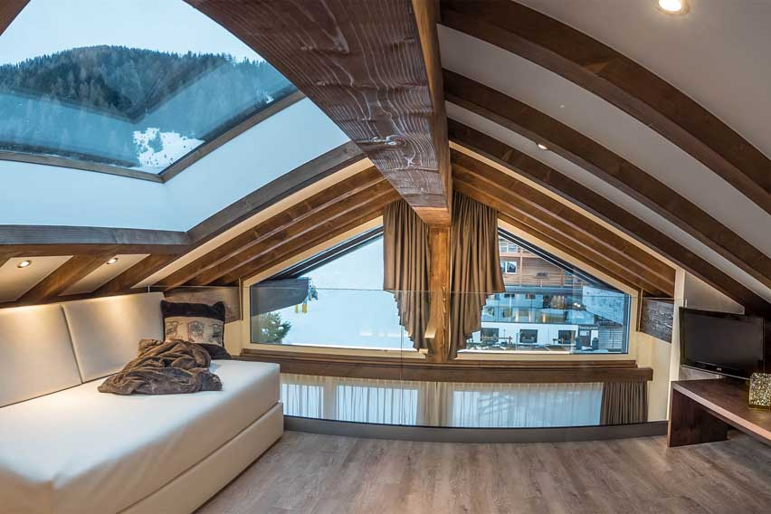 Nuova Junior Suite: Arya Alpina Loft