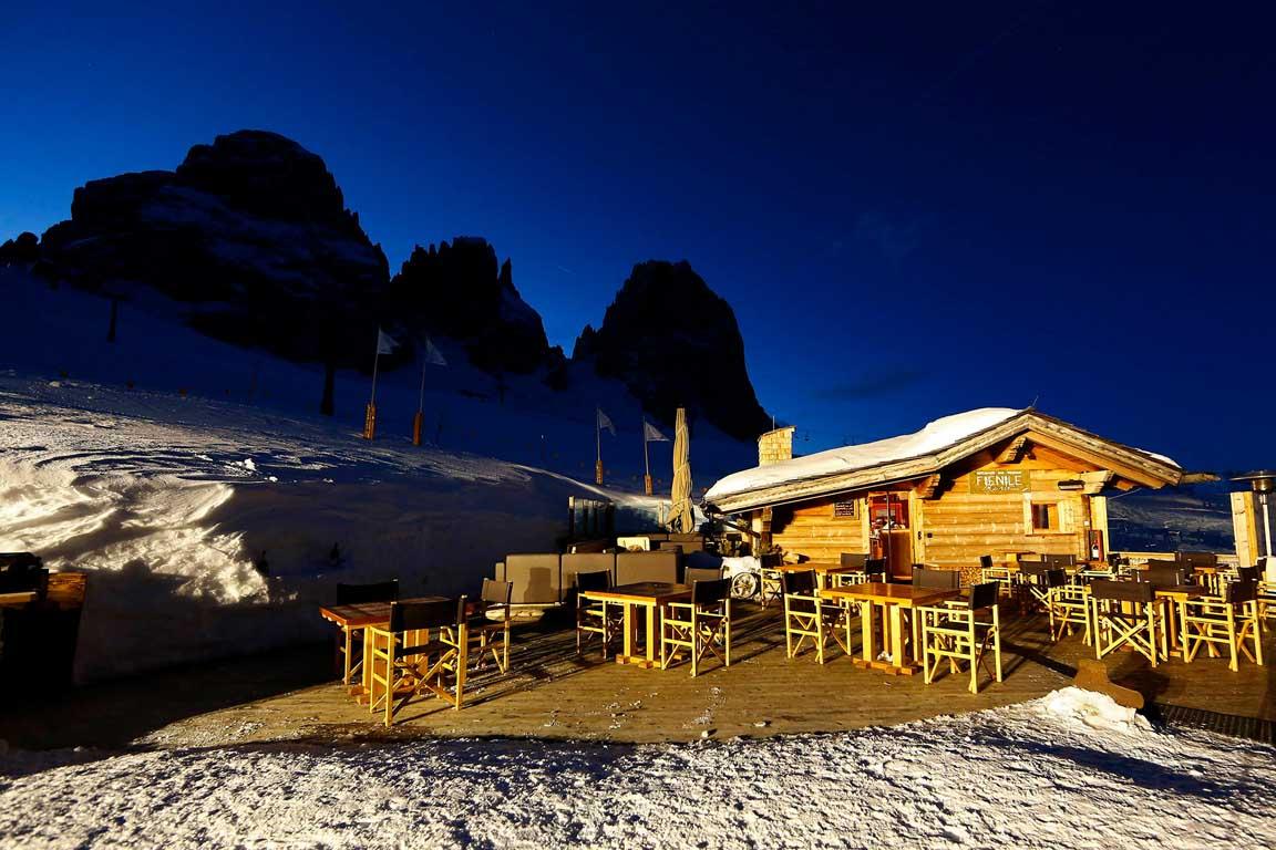 Baite sulle piste da sci della val gardena dolomiti - Residence sulle piste da sci con piscina ...