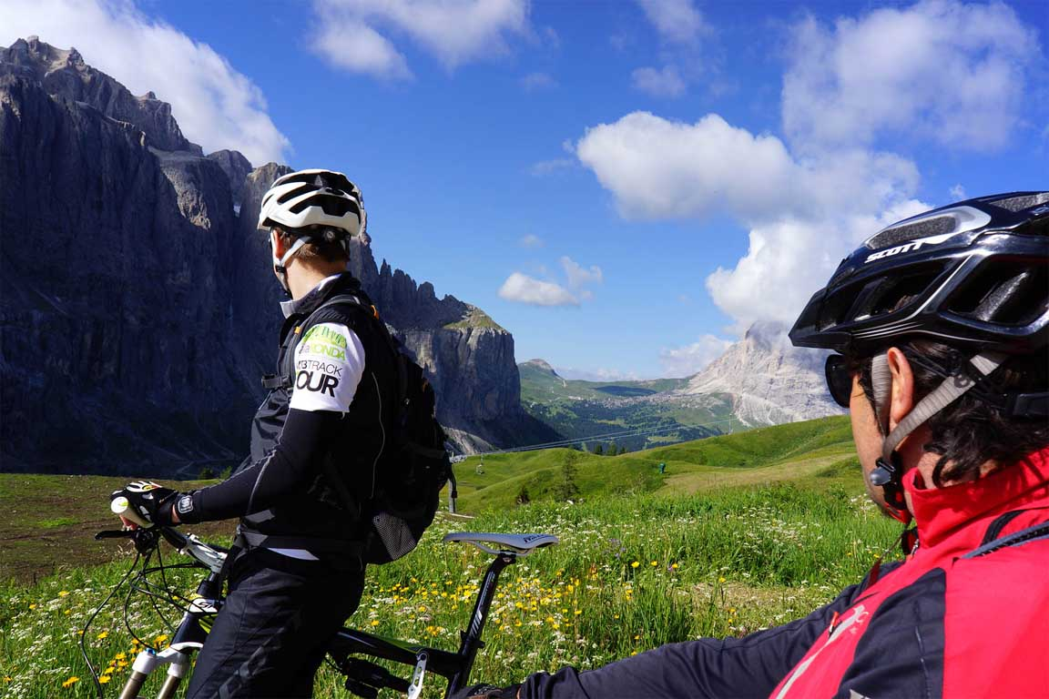 Sellaronda Hero MTB Track Tour