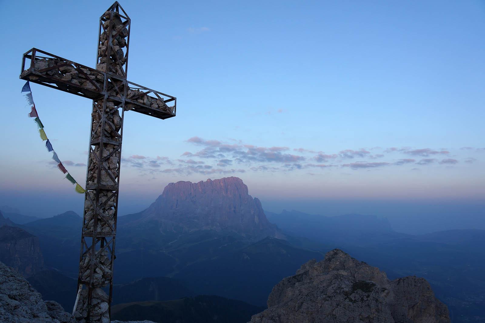 Klettersteig Wolkenstein : Klettersteige in den dolomiten und grödner berge