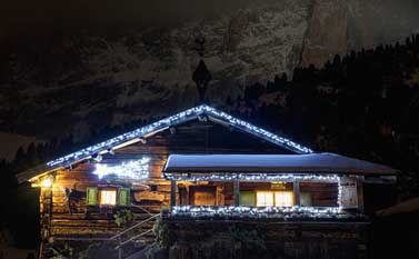 Ciadinat Hut in Val Gardena
